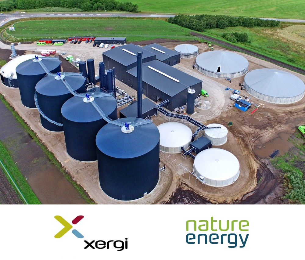 Advisor to the owners of Xergi in the sale to Nature Energy