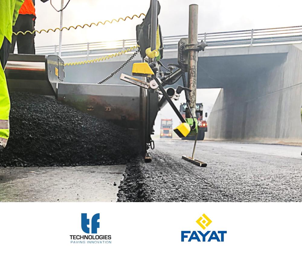 Rådgiver for TF-Technologies i forbindelse med salget til Fayat Group
